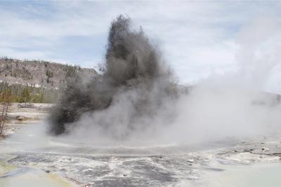 Expedición Volcanes de EE.UU: Segunda Etapa: Toda la verdad sobre Yellowstone