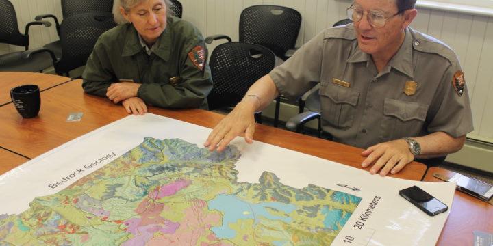 """H. Heasler: """"Nuestra mayor preocupación es un gran terremoto y no la supererupción de Yellowstone"""""""