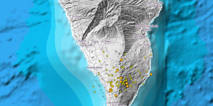 Reportaje Especial: ¿Qué puede estar sucediendo bajo La Palma?
