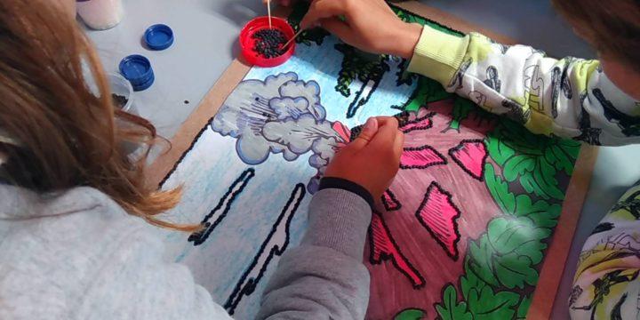 Educación Volcánica: El Colegio Teófilo Pérez inicia un proyecto pionero para formar a escolares en el fenómeno volcánico