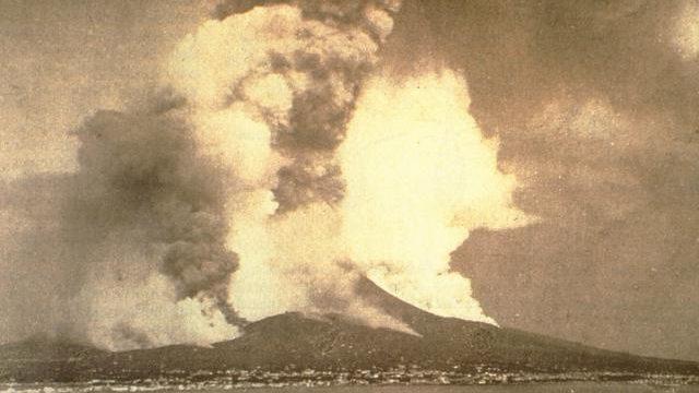 El volcán que impidió los Juegos Olímpicos