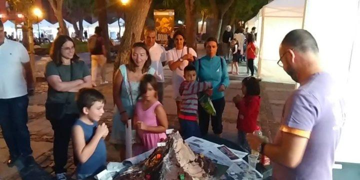 """Volcanes de Canarias en la Noche de los Investigadores """"Macaronight"""""""