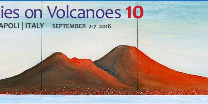 """Volcanes de Canarias participó en el Congreso COV10 """"Ciudades sobre Volcanes"""" de Nápoles"""